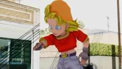 Dragon Ball Xenoverse Pan SSJ for GTA San Andreas