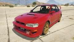 1998 Subaru Impreza 22B-STi Series I