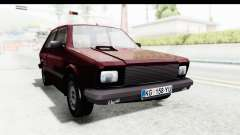 Zastava Yugo Koral 55 1996 for GTA San Andreas