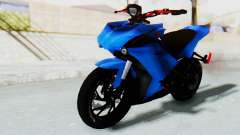 Yamaha Mx King 1000CC for GTA San Andreas