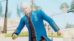 Ultimate Marvel Vs Capcom 3 Vergil for GTA San Andreas