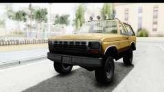 Ford Bronco 1980 IVF