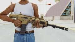 MSBS Radon Ironsight for GTA San Andreas