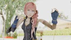 Final Fantasy XIII-2 - Serah Style and Steel for GTA San Andreas