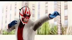 Payday 2 - Jiro with Mask