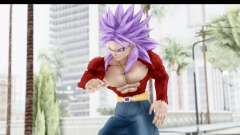 Dragon Ball Xenoverse Future Trunks SSJ4 for GTA San Andreas