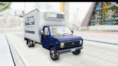 Ford E-350 Cube Truck IVF