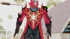 Devil May Cry 4 - Dante Demon for GTA San Andreas