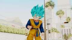 Dragon Ball Xenoverse Goten SSGSS for GTA San Andreas