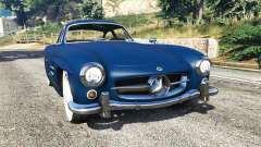 Mercedes-Benz 300SL Gullwing 1955