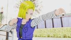 Dragon Ball Xenoverse Android 18 Jacket