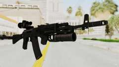 AK-74M v3 for GTA San Andreas