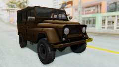 UAZ-460Б IVF for GTA San Andreas