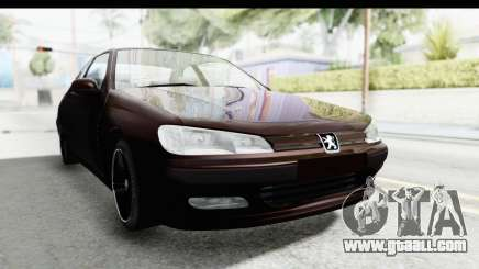 Peugeot 406 Coupe for GTA San Andreas