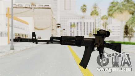 AK-74M v4 for GTA San Andreas