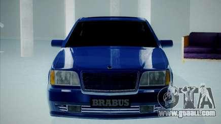 Mercedes Benz W140 Brabus for GTA San Andreas