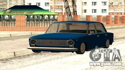 VAZ 21011 for GTA San Andreas