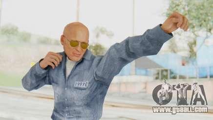 Mafia 2 - Jimmy Prison for GTA San Andreas