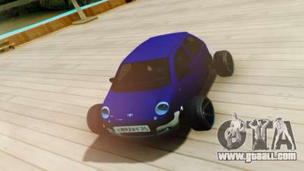 Daewoo Matiz R20 Vossen for GTA San Andreas