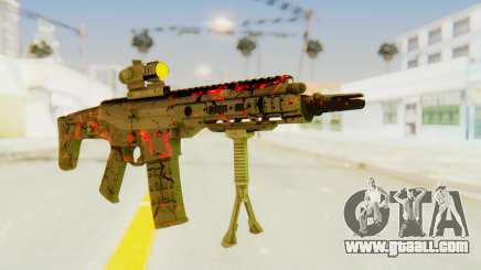 ACR CQB Magma for GTA San Andreas
