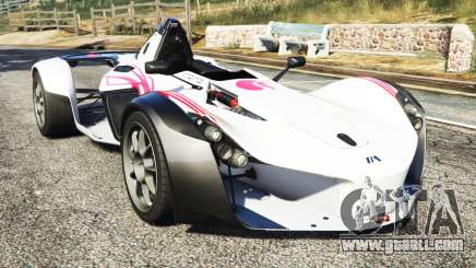 BAC Mono v2.0 for GTA 5