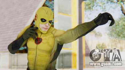 The Reverse Flash CW for GTA San Andreas
