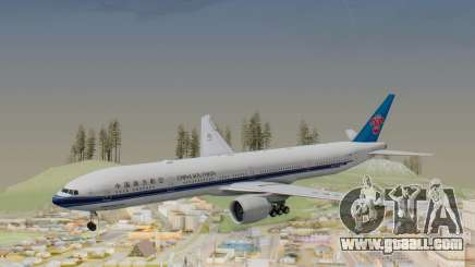 Boeing 777-300ER China Southern Airlines for GTA San Andreas