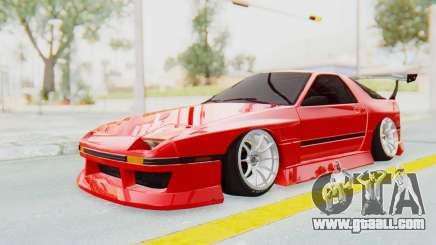 Mazda RX-7 FC3S BN Sport for GTA San Andreas