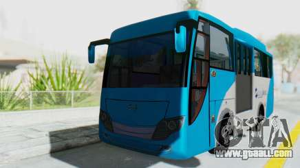 Hino Evo-C Transjakarta Feeder Bus for GTA San Andreas