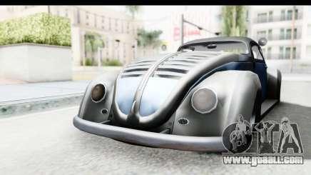 Volkswagen Beetle 1963 Hotrod for GTA San Andreas