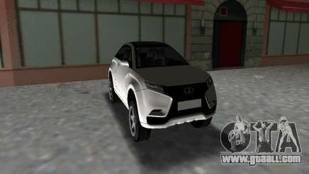 Lada X-Ray for GTA Vice City