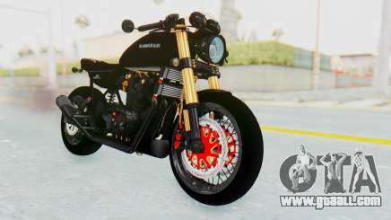 Kawasaki Z1000 Moghe Cafe Racer for GTA San Andreas