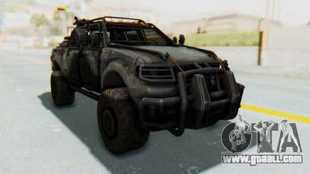 Toyota Hilux Technical for GTA San Andreas