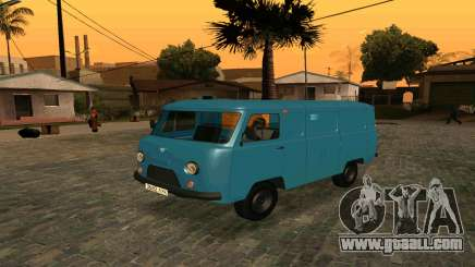 UAZ-452 for GTA San Andreas