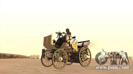 Mercedes-Benz Daimler 1886 for GTA San Andreas