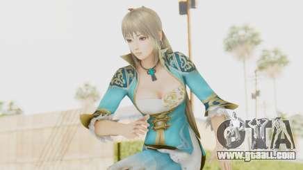 Dynasty Warriors 8 - Wang Yuanji for GTA San Andreas