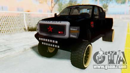 Ford Super Duty Off-Road for GTA San Andreas