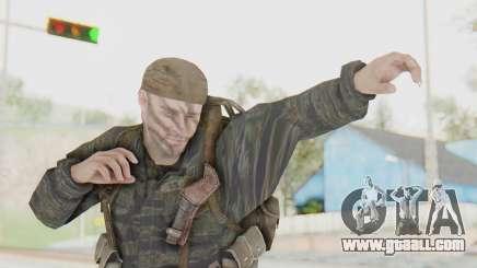COD BO PVT Scott Vietnam for GTA San Andreas