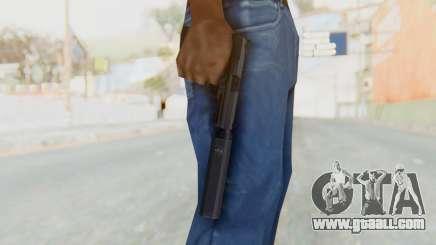 H&K 45 Silenced for GTA San Andreas