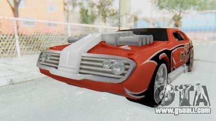 Hot Wheels AcceleRacers 2 for GTA San Andreas