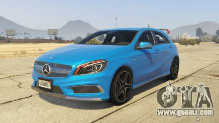Mercedes-Benz A45 AMG 2017 for GTA 5
