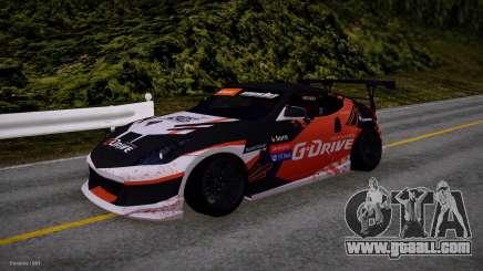 Nissan 350Z G-Drive Edition for GTA San Andreas