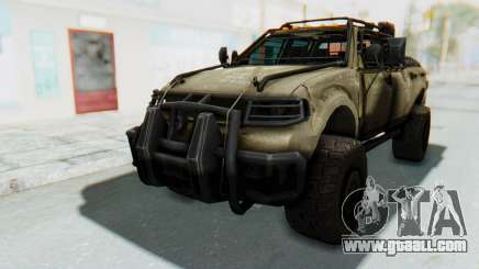 Toyota Hilux Technical Desert for GTA San Andreas