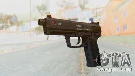 H&K 45 for GTA San Andreas