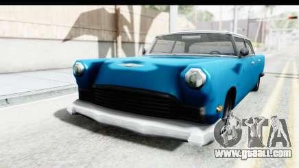 Cabbie Oceanic for GTA San Andreas