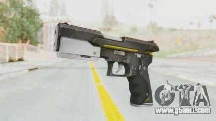 Yuri Pistol for GTA San Andreas