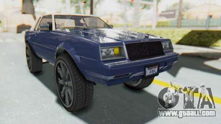 GTA 5 Willard Faction Custom Donk v1 for GTA San Andreas