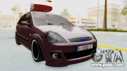 Ford Fiesta for GTA San Andreas
