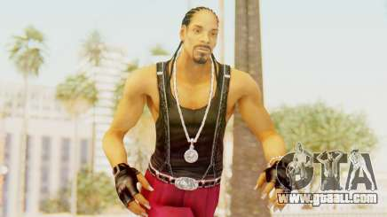 Def Jam Fight For New York - Snoop Dogg for GTA San Andreas