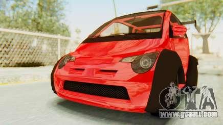 GTA 5 Benefactor Panto Custom for GTA San Andreas